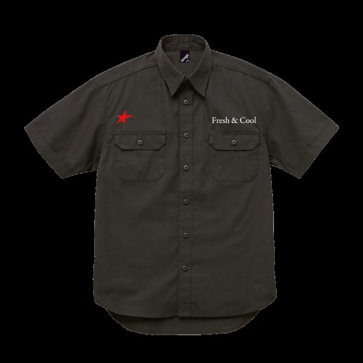 rg work S/S shirtsの商品イメージ