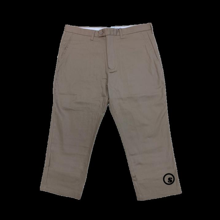 sd twill cropped pantsの商品イメージ