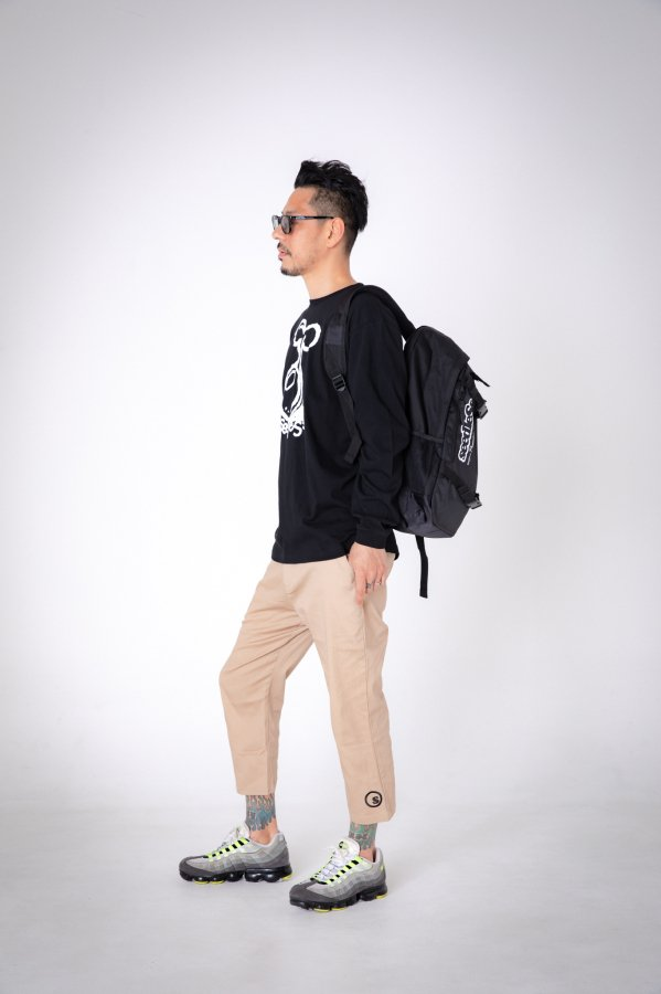 sd twill cropped pants