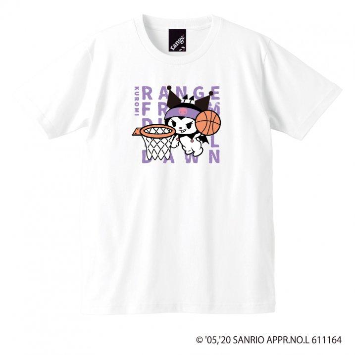 Kuromi hoops s/s teeの商品イメージ