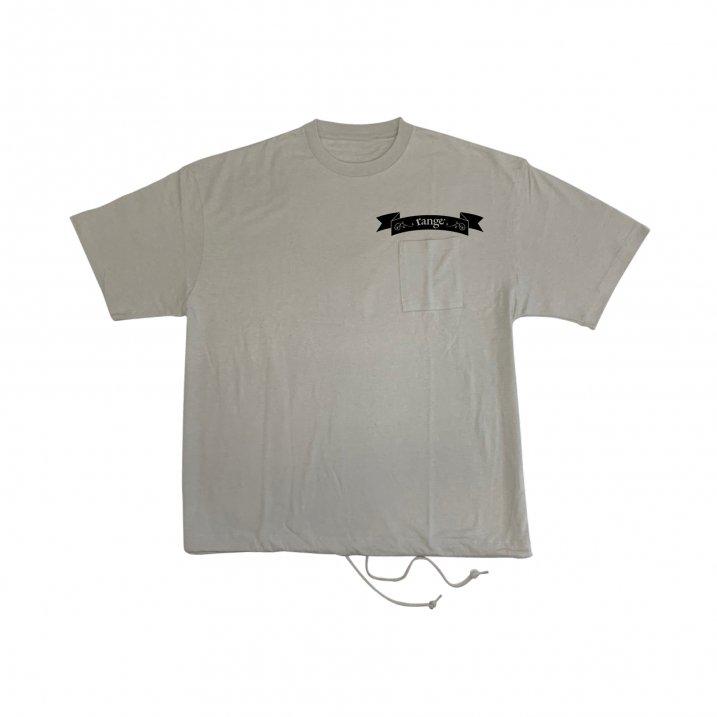 rg over size pocket T