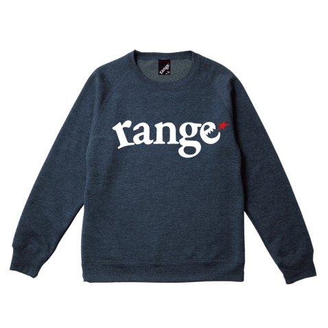 range logo raglan crew sweat 2