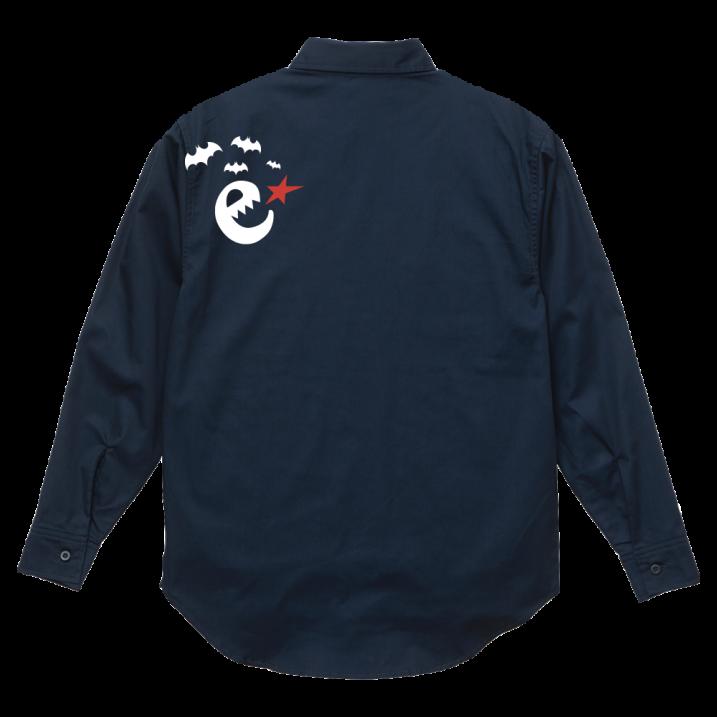 rg bat work L/S shirts