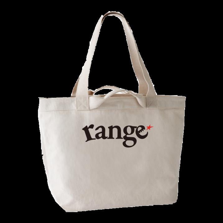 rg zip tote bagの商品イメージ
