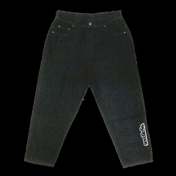 sd denim baggy pantsの商品イメージ
