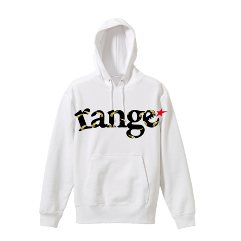 Gold Feather hoody