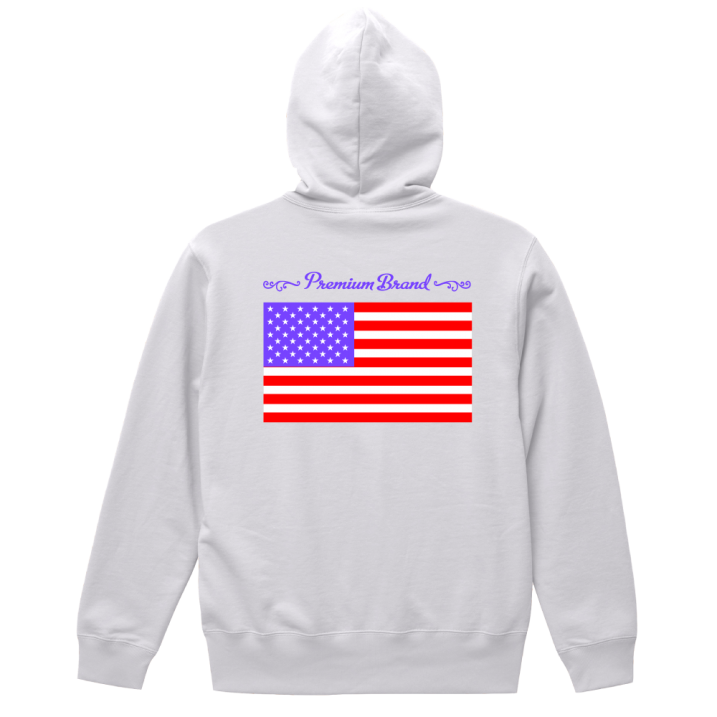 sd premium stripe hoody