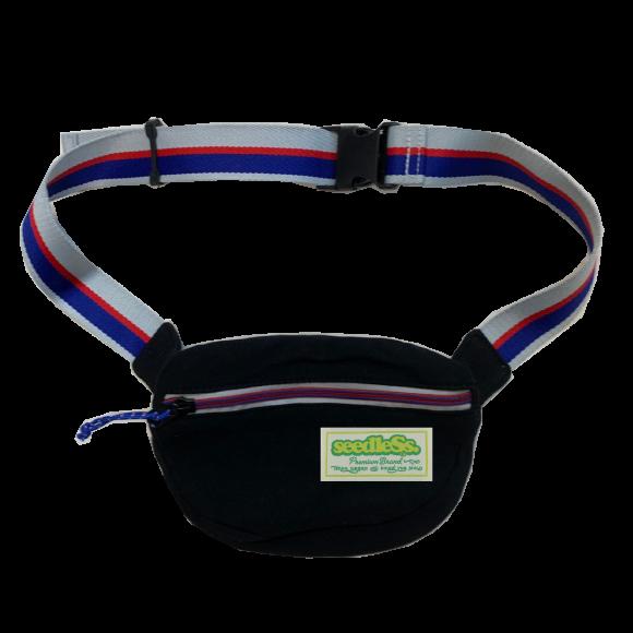 sd stripe mini body bag