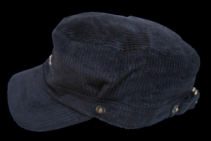 sd corduroy work cap