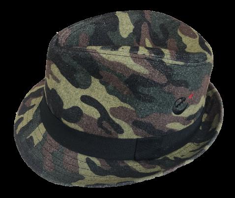 rg wool camo hat