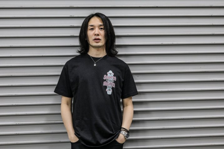 SMSW sk8 style tee