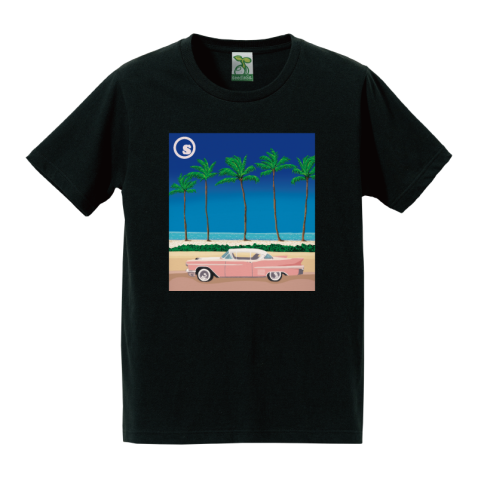 sd california world s/s tee
