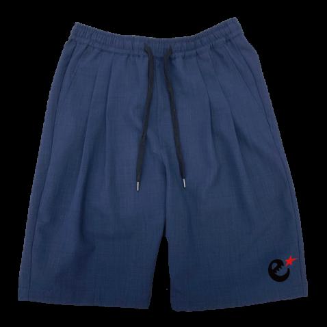 rg poly chambray easy shorts