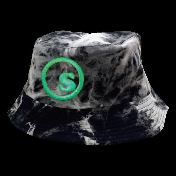 sd tie-dye backet hat