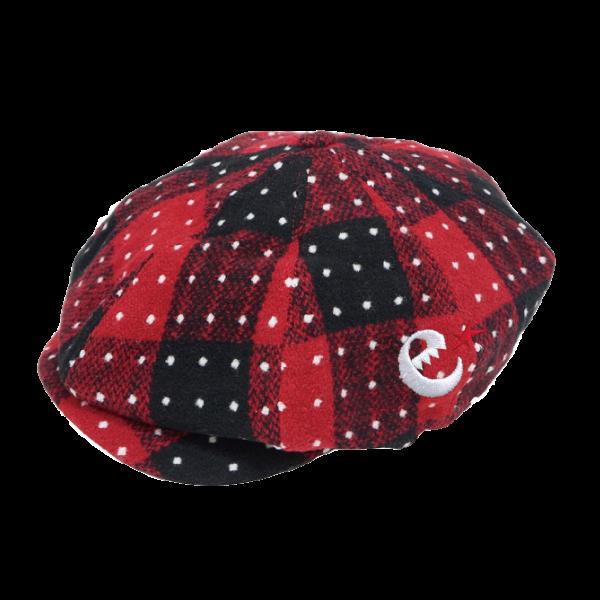 rg dotty cascket hat