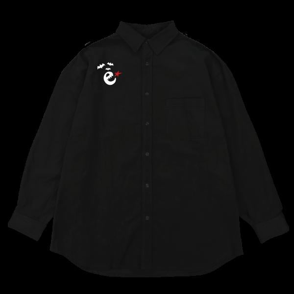 rg corduroy over size shirts