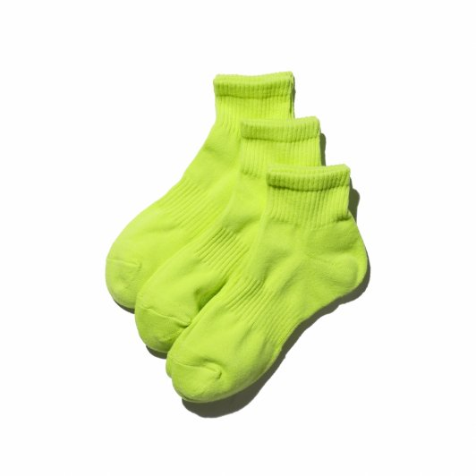 FreshService  ORIGINAL 3-PACK SHORT SOCKS