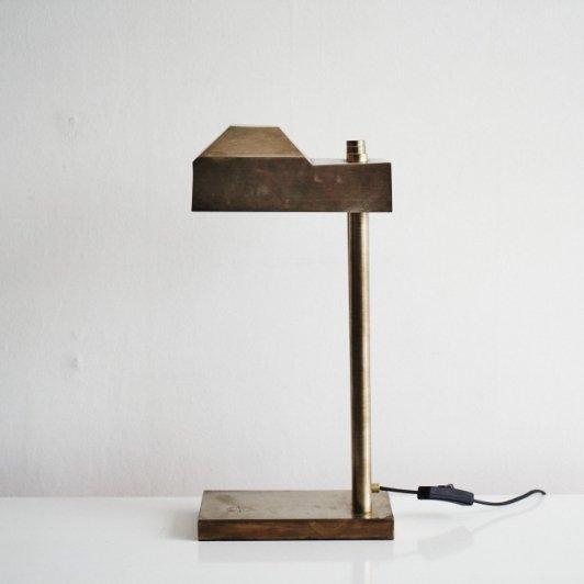 """""""Desk lamp"""" Marcel Breuer"""