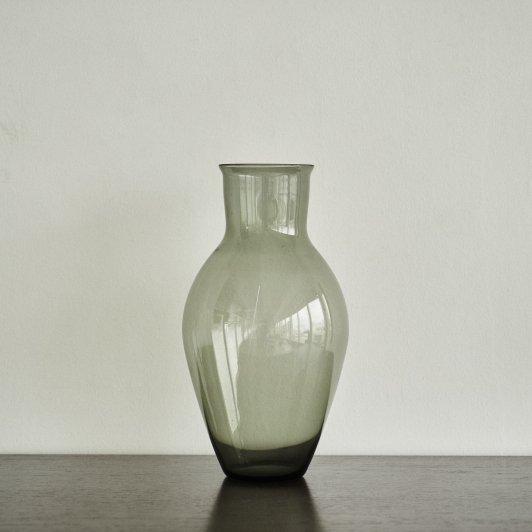 "Wilhelm Wagenfeld ""Glass Vase"" made by VLG"