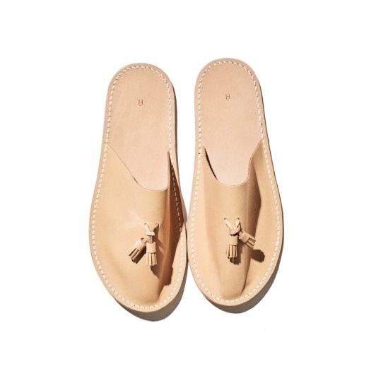 Hender Scheme leather slipper