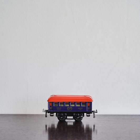 Hornby train toy