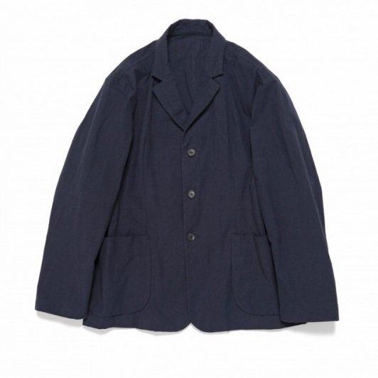 【SALE】Bergfabel<br>walking jacket heavy cotton navy