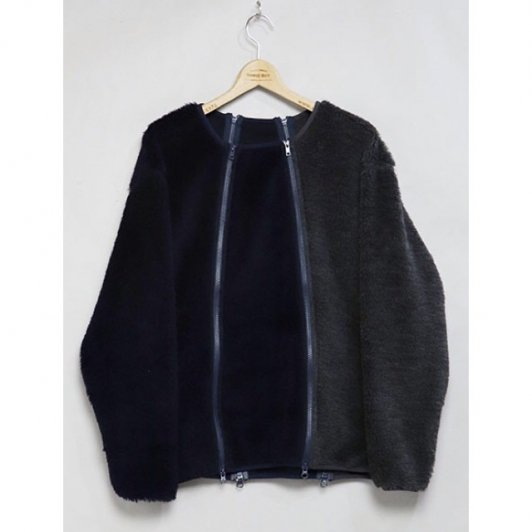 【SALE】MOUNTAIN RESEARCH 4Zips Navy