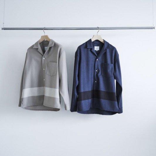 【SALE】loomer Wool flannel shirt
