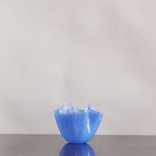 VENINI Fazzoletto Glass Vase / FULVIO BIANCONI 1950s