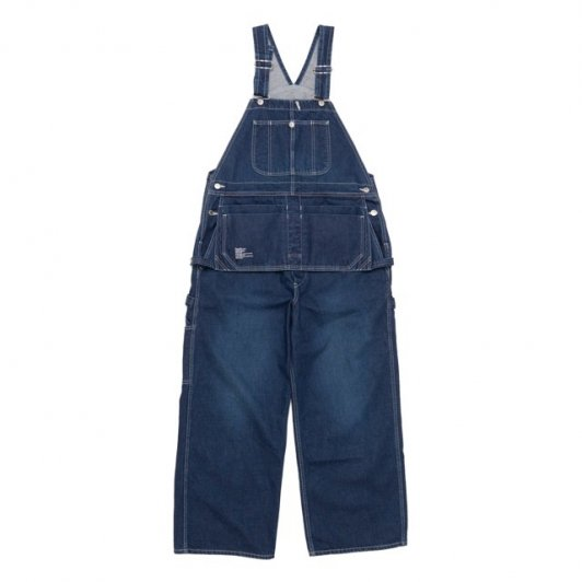 FreshService<br>DENIM OVERALL-21SS-