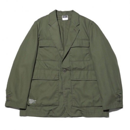 FreshService<br>MILITARY TWILL GAME JACKET-21SS-