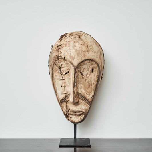 Large wooden mask