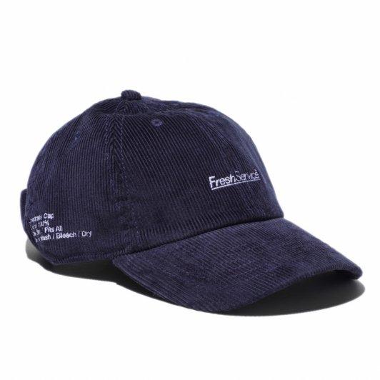 FreshService CORDUROY CORPORATE CAP 21AW