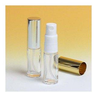 コスメ瓶(化粧品) 香水スプレー 丸5cc・10cc