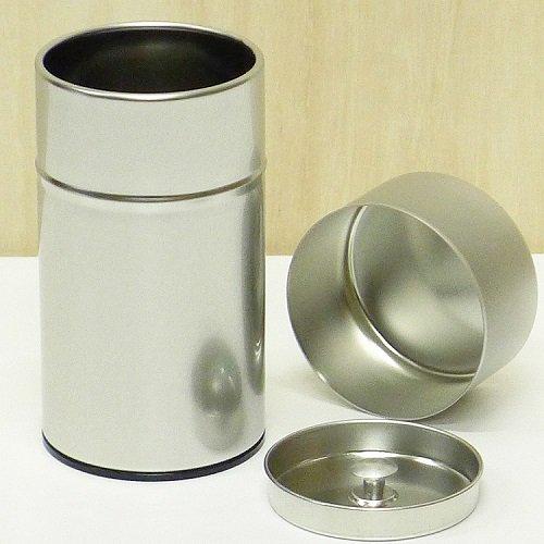 ブリキ茶缶150g【画像2】