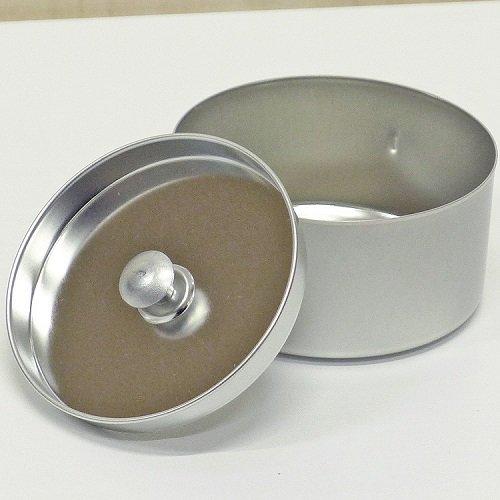 ブリキ茶缶150g【画像3】