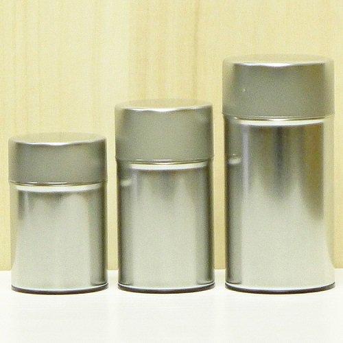 ブリキ茶缶100g【画像4】
