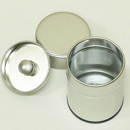 ブリキ茶缶40g【画像3】