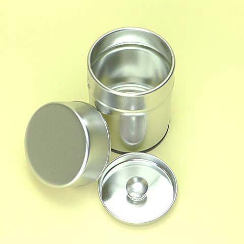 ブリキ茶缶40g【画像4】