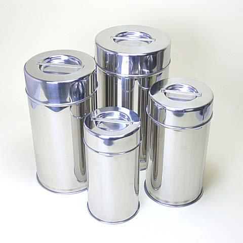 ステンレス製 丸缶【画像7】