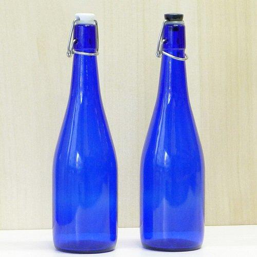 機械栓瓶-720ml 青【画像3】