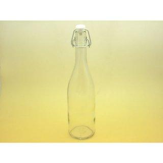 細口瓶(コルク栓・他) 機械栓瓶-720ml 透明