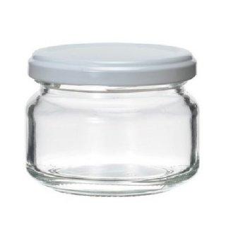 ガラス瓶 HF(平)125 ツイスト