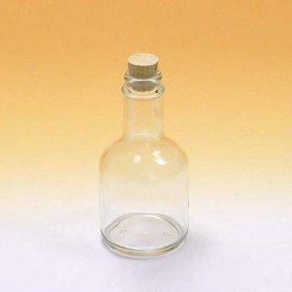 細口瓶(コルク栓・他) 酒-180ml コルク栓