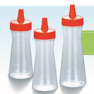 ペットボトル・PET製容器 ドレッシングボトル