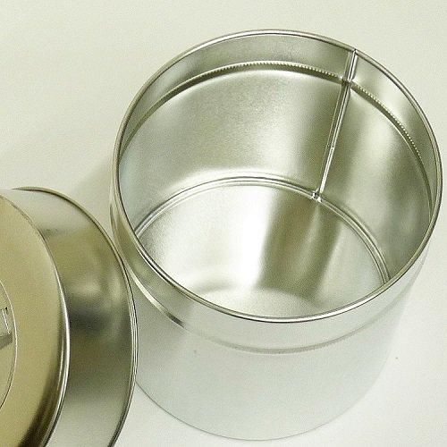 手付 ブリキ缶【画像6】