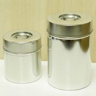 丸缶(高型) 手付 ブリキ缶