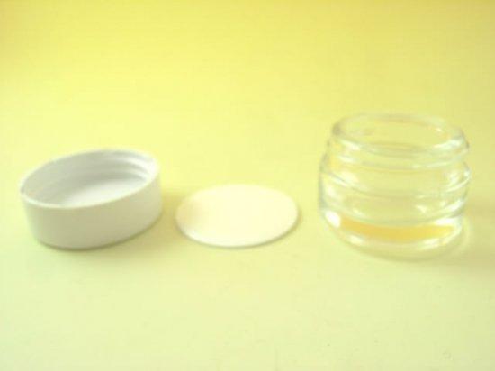 10g透明クリーム瓶【画像2】