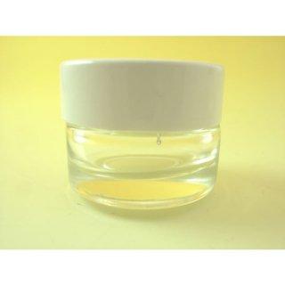 コスメ瓶(化粧品) 10g透明クリーム瓶