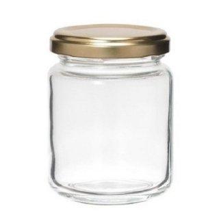 広口瓶(ツイスト) ジャム140 ツイスト